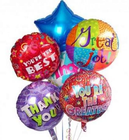 Helium Balloon's